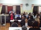 ต้อนรับคณะศึกษาดูงาน จากสำนักอนามัย กรุงเทพมหานคร